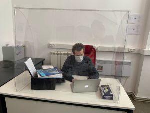 Экран для сотрудников